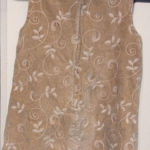 Children's Place Dresses - 3T velour dress by children's place. MUST BUNDLE!